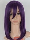 Purple Wig (Medium,Straight,XSP02PTZ Iku)