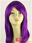 Purple Wig (Medium Straight Yuri)