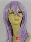 Purple Wig (Meduim,Wavy,Tsukito)