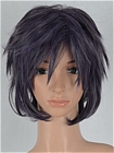 Purple Wig (Short,Spike,Kurasame)