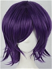 Purple Wig (Short,Spike,Shinsuke)