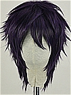 Purple Wig (Short,Spike,XSP03ZH,CF29)