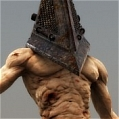 Pyramid Cosplay from Silent Hill