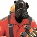 Pyro Cosplay von Turnout Gear