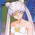 Queen Serenity Cosplay Desde Sailor Moon