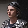 Quicksilver Cosplay von X Men Days of Future Past