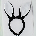 Rabbit Ear (Black)