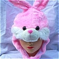 Rabbit Hat (Plush 01)