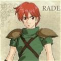 Radd Cosplay from Fire Emblem Shadow Dragon