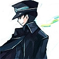 Raidou Cosplay from Megami Tensei