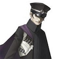 Raidou Cosplay von Shin Megami Tensei Devil Summoner