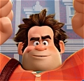 Ralph Cosplay from Wreck-It Ralph