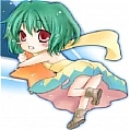 Ranka  Cosplay Costume from Macrss Frontier