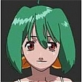 Ranka Cosplay Wig from Macross Frontier