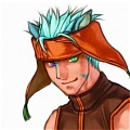 Ranulf Cosplay from Fire Emblem