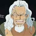 Rayleigh Cosplay von One Piece