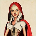 Red Riding Hood Cosplay from Woolfe The Redhood Diaries