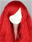 Red Wig (Long,Curly,Lolita)