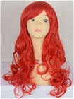 Red Wig (Long,Wavy,Ariel)
