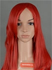 Red Wig (Long,Wavy,Queen Beryl )