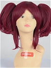 Red Wig (Medium,Wavy,Maylene)