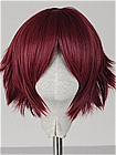 Red Wig (Short,Spike,Ryoko CF34)