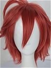 Red Wig (Short,Spike,Takuto)