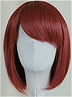 Red Wig (Short, Straight,Ichigo,CF28)