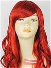 Red Wig (Curly,Mitsuru)