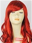 Red Wig (Curly,Mitsuru)