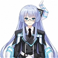 Rei Ryghts Cosplay from Hyperdimension Neptunia