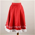 Reimu Skirt De  Touhou Project