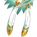 Rena Shoes De  Elsword