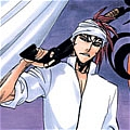 Renji Cosplay (Junbaku Opera Kaaten) from Bleach
