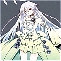 Alice Costume (White 2nd) from Pandora Hearts