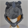 Rhinoceros Hat (Plush 01)