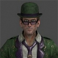 Riddler Cosplay from Batman