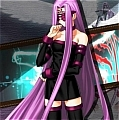 Rider Cosplay Costume from Fate Stay Night