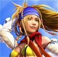Rikku Cosplay De  Final Fantasy