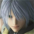 Riku Wig from Kingdom Hearts