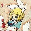 Rin Cosplay (Alice in Wonderland) von Vocaloid