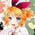 Rin Cosplay (Childrens War) from Vocaloid