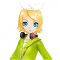 Rin Cosplay (Kagamine) from Vocaloid