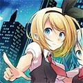 Rin Cosplay (Kochira Koufuku Anshin Iinkai) from Vocaloid