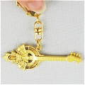 Rin Guitar Key Ring (Melt Down) from Vocaloid