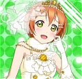 Rin Hoshizora Cosplay (Wedding Dress) from Love Live!