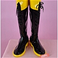 Rin Shoes (Black B025) Da Vocaloid