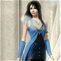 Rinoa Cosplay Desde Final Fantasy VIII
