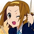 Ritsu Cosplay Wig from K-ON