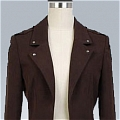 Rivaille Cosplay (Coat) Desde Attack on Titan